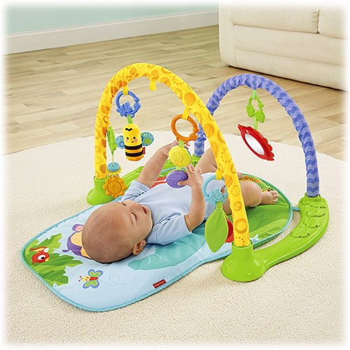 Fisher Price - Gimnasio doble arco