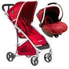 BabyHome - Sistema De Viaje Rojo