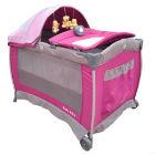 Baby Kits - Corral Cuna Traveler Rosado