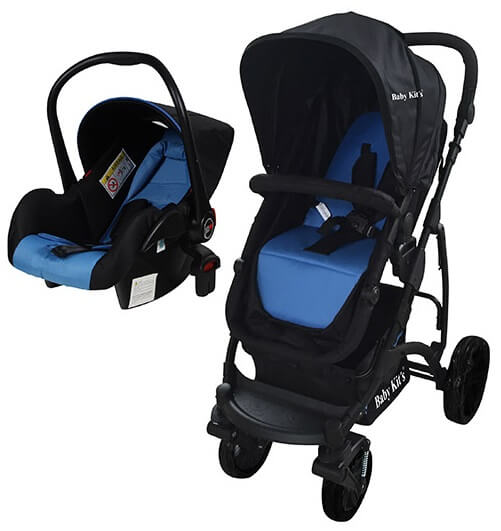 Coche Travel System Explorer
