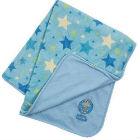 Baby Mink - Cobertor Doble Confort Celeste
