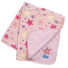Baby Mink - Cobertor Doble Confort Rosa