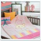 Baby Mink - Cobertor Little Garden