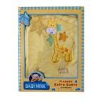 Baby Mink - Frazada Extra Suave Amarillo