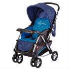 Baby Kits - Coche Cuna Modena Azul