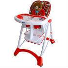 Baby Kits - Silla De Comer Super Rojo