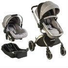Baby Kits - Sistema Viajero F80 Gris