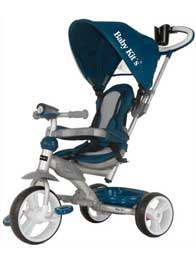 Baby Kits - Triciclo Matrix Azul