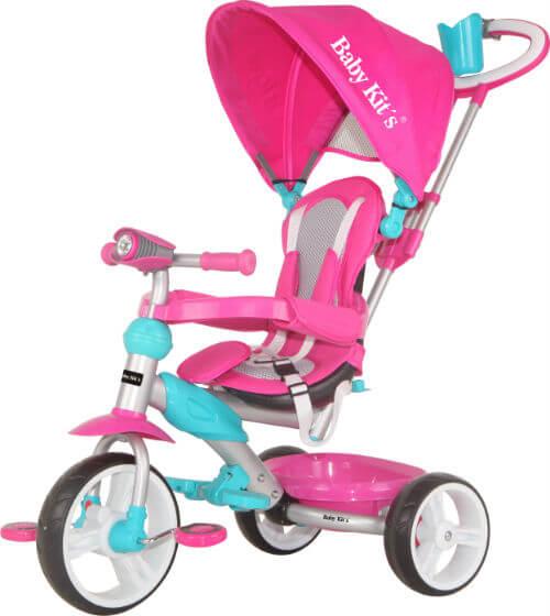Triciclo Matrix Rosado