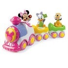 Disney Baby - Tren De Minnie