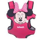 Disney Baby - Canguro 2 Posiciones Minnie Rosa