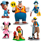 Disney - Set De Figuras De Mickey