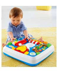 Fisher Price - Mesa Aprende Conmigo
