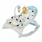 Fisher Price - Silla Mecedora Para Múltiples Edades