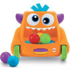 Fisher Price - Monstruo Pelotas Saltarinas