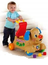 Fisher Price - Perrito Camina Conmigo