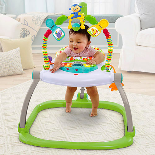 Saltarin Jumpero Fisher Price