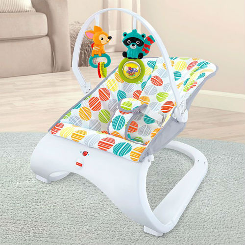Fisher Price - Silla Mecedora De Lujo
