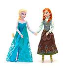 Disney - Elsa Y Ana Patines