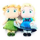 Disney - Peluches Ana + Elsa