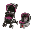 Graco - Travel System Fast Action Fold Nyssa