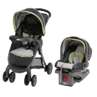 Graco - Travel System Fast Action Fold San Marino