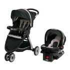 Graco - Travel System Fast Action Sport Pierce