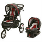 Graco - Travel System Jogger Chilli