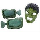 Mattel - Hulk Mascara Y Musculo