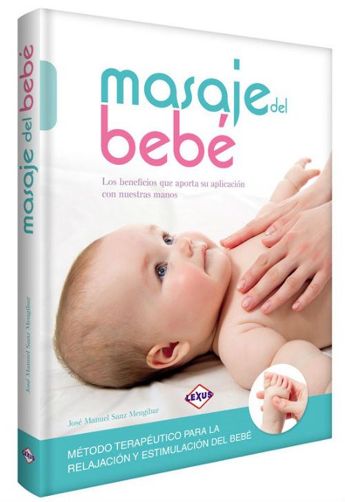 Libro Masaje Del Bebé