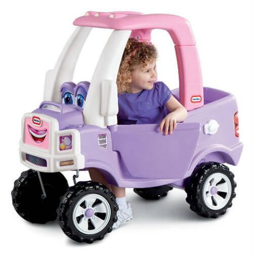 Camioneta Princess Cozy