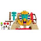 Mattel - Pirámide Del Rey Serpiente