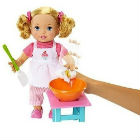 Mattel - Little Mommy Preparando Galletas