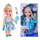 Disney - Muñeca Elsa y Olaf