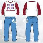 Disney - Pijama Avengers