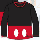 Disney - Polo Negro Mickey Mouse