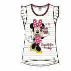 Disney - Polo Minnie Blanco