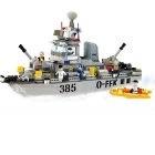 Sluban - Navy Barco
