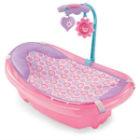 Summer Infant - Bañera Sparkle Rosa