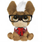 Intek - Peluche Thomas Trendy dog