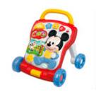 Clementoni  - Andador Con Actividades Baby Mickey