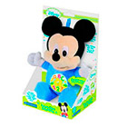 Clementoni  - Peluche Aprende Con Baby Mickey