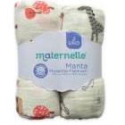 Maternelle - Pack Manta Muselina Arbol Rojo