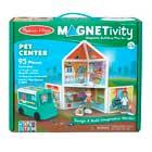 Melissa and Doug - Magnetivity centro de mascotas