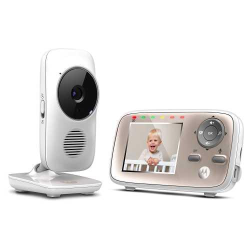 "Monitor de Video Wi-Fi para Bebes 2.8"""