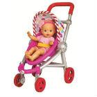 Mattel - Muñeca Little Mommy Bebita Con Cochecito