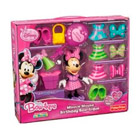 Fisher Price - Minnie Boutique De Cumpleaños