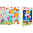 Fisher Price - Pack De Rompecabezas De Madera