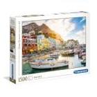 Clementoni  - Rompecabezas 1500 Piezas Capri