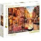 Clementoni  - Rompecabezas 1500 Piezas Venecia
